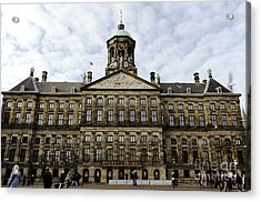 The Royal Palace Acrylic Print by Pravine Chester