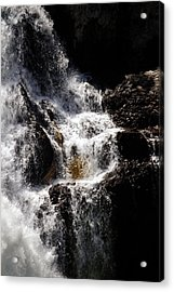 The Rush Acrylic Print