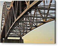 The Sagamore Bridge Acrylic Print