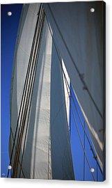 The Sails Acrylic Print