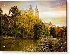 Acrylic Print featuring the photograph The San Remo by Jessica Jenney