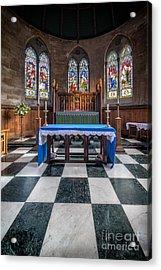 The Sanctuary Acrylic Print by Adrian Evans