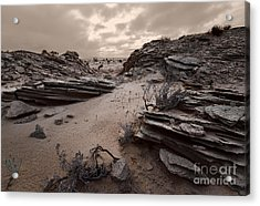 The Sands Of Time 1 Acrylic Print