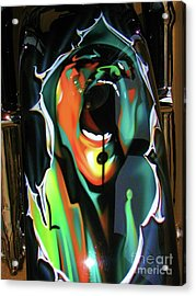 The Scream - Pink Floyd Acrylic Print