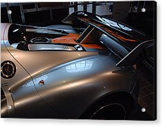 The Sculptured Rear 918 R S R Acrylic Print