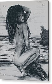The Selkie Acrylic Print