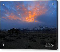 The Shack V.1 Acrylic Print