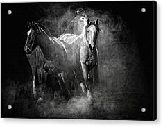 The Sixth Day Animals Acrylic Print