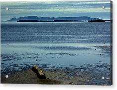 The Sleeping Giant At Low Tide Acrylic Print