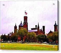 The Smithsonian Acrylic Print