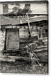 The Smokehouse Acrylic Print