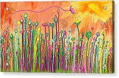 The Sole Surviving Soul Acrylic Print