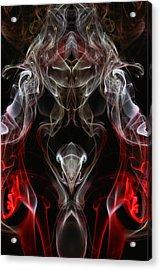 The Sorcerer Acrylic Print