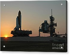 The Space Shuttle Discovery Acrylic Print