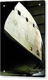 The Space Shuttle Endeavour At Its Final Destination 24 Acrylic Print