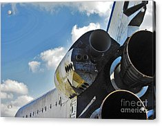 The Space Shuttle Endeavour Acrylic Print