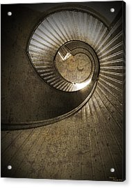 The Spiral Acrylic Print