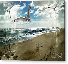 The Spirit Of Flight Acrylic Print