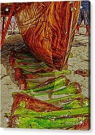 The Spirit Of The Sea 1 Acrylic Print
