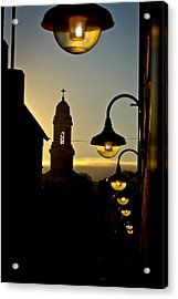 The St. Paul Church Acrylic Print