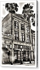 The Stein Building Acrylic Print by Marvin Spates