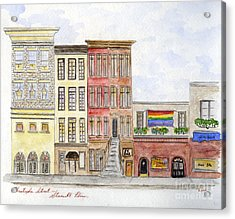The Stonewall Inn Acrylic Print