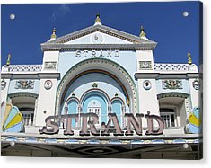 The Strand Key West Acrylic Print