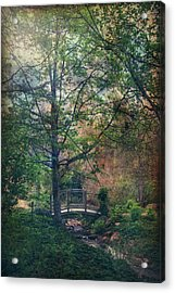 The Sweet Hereafter Acrylic Print by Laurie Search