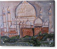 The Taj Acrylic Print
