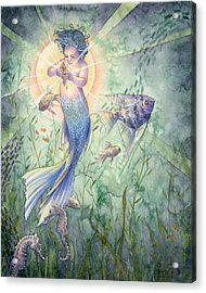 The Talisman Acrylic Print