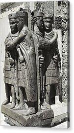 The Tetrarchs. 300-315. Italy. Venice Acrylic Print by Everett