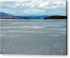 The Thaw Acrylic Print