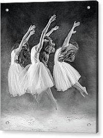 The Three Dancers Acrylic Print