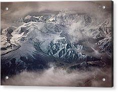 The Tibetan Plateau Acrylic Print