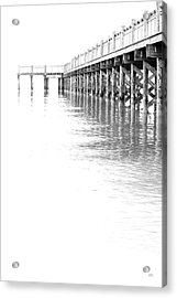 The Tide Acrylic Print by Karol Livote