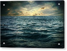 The Time I Was Daydreaming Acrylic Print by Taylan Apukovska