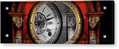The Time Machine Acrylic Print