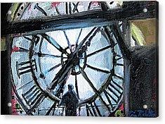 The Timekeeper Acrylic Print