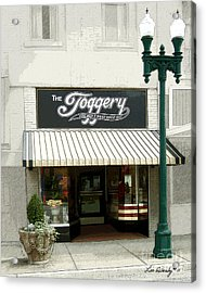 The Toggery Acrylic Print