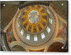 The Tombs At Les Invalides - Paris France - 01131 Acrylic Print by DC Photographer