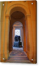 The Tombs At Les Invalides - Paris France - 011315 Acrylic Print by DC Photographer
