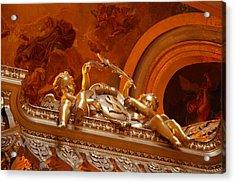 The Tombs At Les Invalides - Paris France - 011319 Acrylic Print