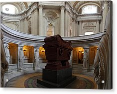 The Tombs At Les Invalides - Paris France - 011328 Acrylic Print by DC Photographer