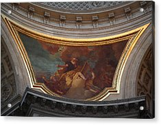 The Tombs At Les Invalides - Paris France - 011331 Acrylic Print by DC Photographer