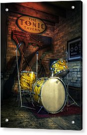 The Tonic Tavern Acrylic Print by Scott Norris