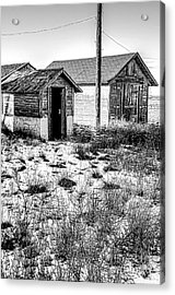 The Tool  Shed Acrylic Print