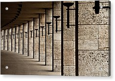 The Torches Acrylic Print