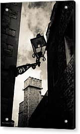 The Tower Acrylic Print by Ross Henton