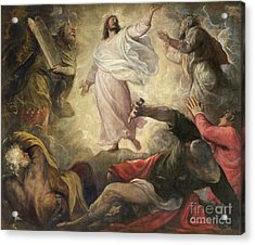 The Transfiguration Of Christ Acrylic Print