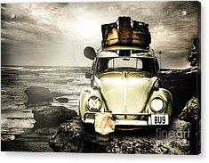 The Travel Bug Acrylic Print by Jorgo Photography - Wall Art Gallery
